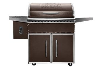 Find out what makes wood pellet grills some of the best in the industry in our Traeger review articles. See our featured Traeger renegade elite review now!