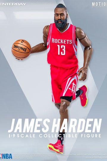 6f82f2e6336 NBA Heroes James Harden Action Figure