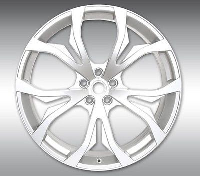 NOVITEC Silver NM1 Wheels / Tires - Maserati Ghibli / Quattroporte 2014-newer