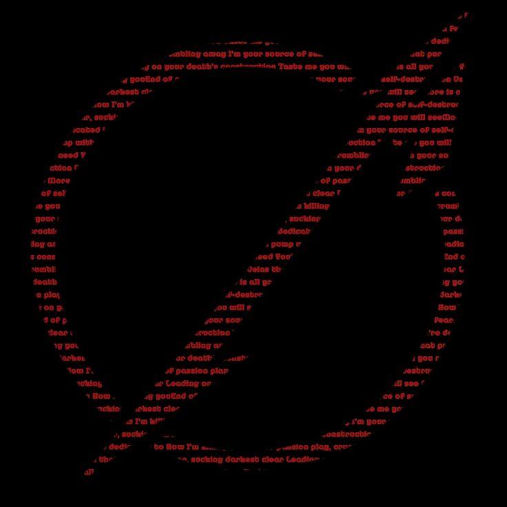 The Metallica, throug the never logo