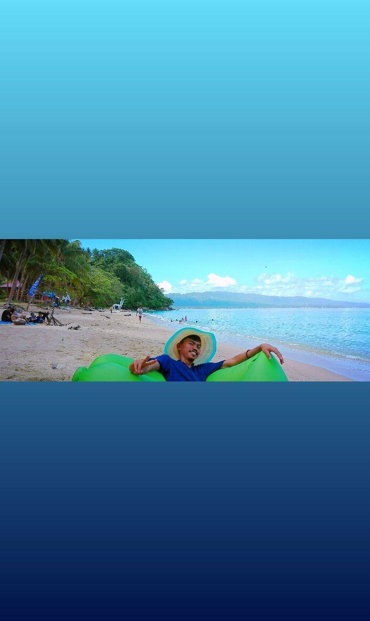Pantai Sivalenta Lokasi Pantai Barat Sulawesi Tengah Pantai