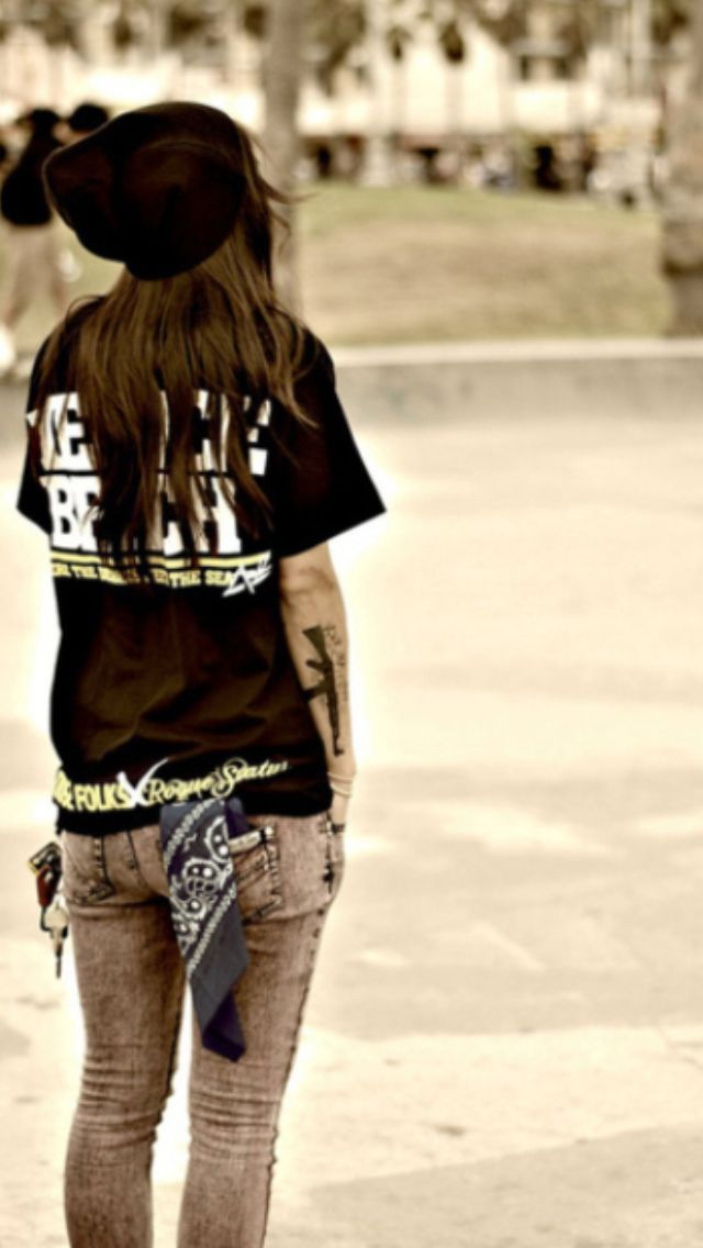 25+ Best Ideas About Skater Girl Hair On Pinterest | Longboarding Outfit Beach Girl Style And ...