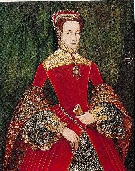 Lady Mary Fitzalan by Hans Eworth, 1565. This is the most luscious Tudor portrait! She was the wife of the 4th Duke of Norfolk. Her parents were Henry Fitzalan, the 19th Earl of Arundel, and his first wife Lady Catherine Grey.