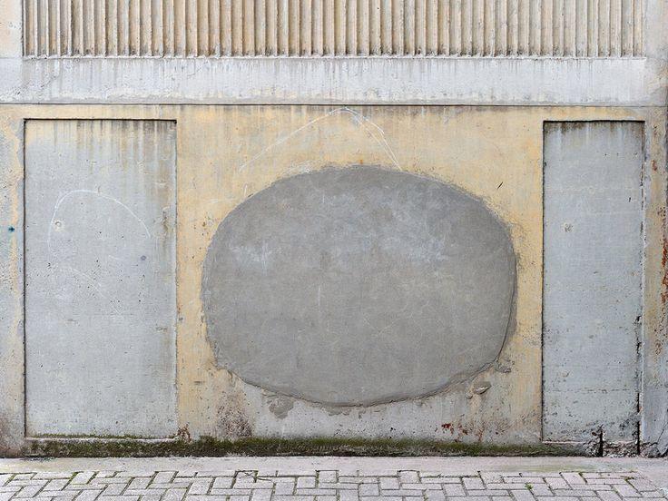 Minimalistic urban photography by artist Bert Danckaert.
