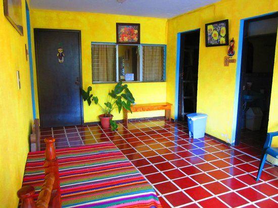 Hotel El Jardin de Lolita in Antigua single shared Q90