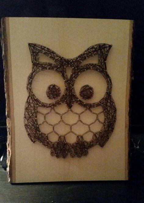 Owl string art                                                       …