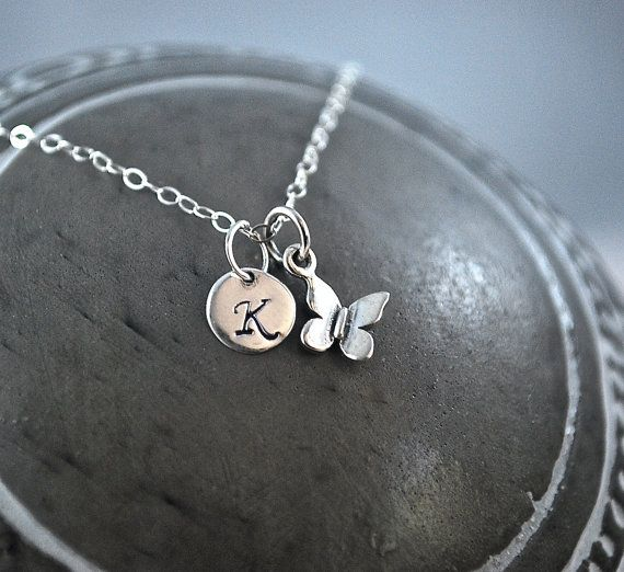 sterling-silver-butterfly-initial