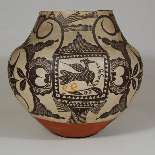 an analysis of the hopi indians and their pottery It is this series of contact zone experiences that has shaped the development of hopi pottery  - the hopi indians use art in their  literary analysis.