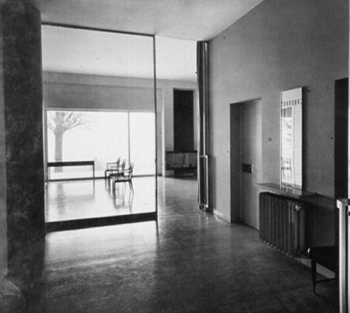 ASNAGO VENDER - VILLA ARNALDO MARELLI, CANTÙ 1933 - © Archivio Asnago Vender -