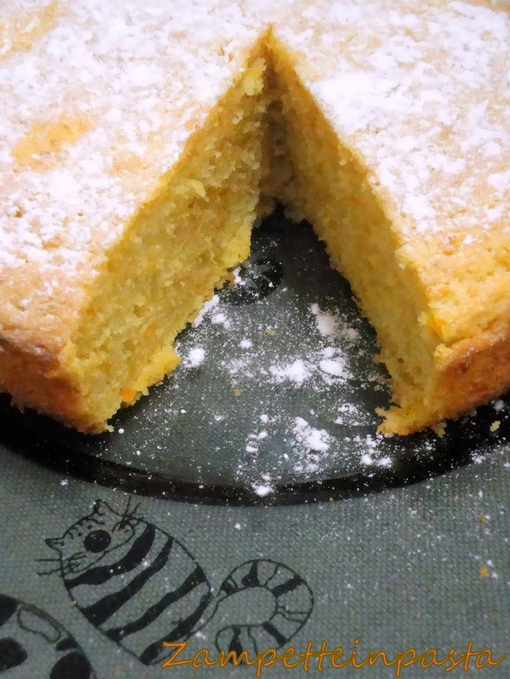 torta di zucca soffice