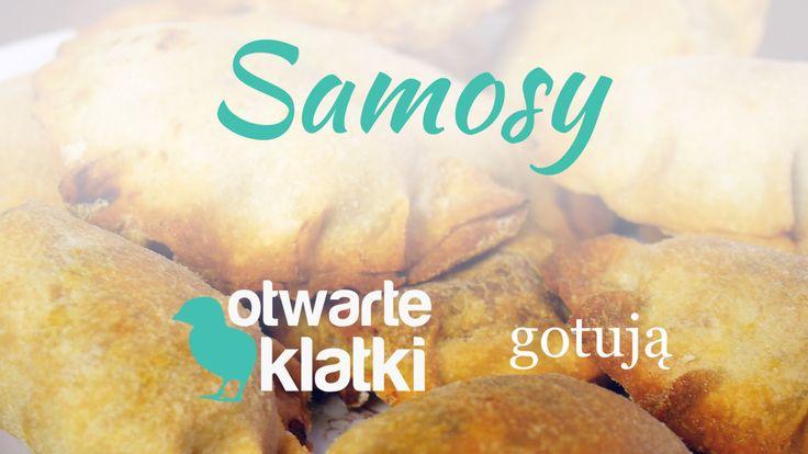 Otwarte Klatki gotują: wegańskie samosy.