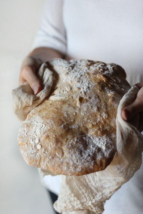 How to Make Ciabatta Bread