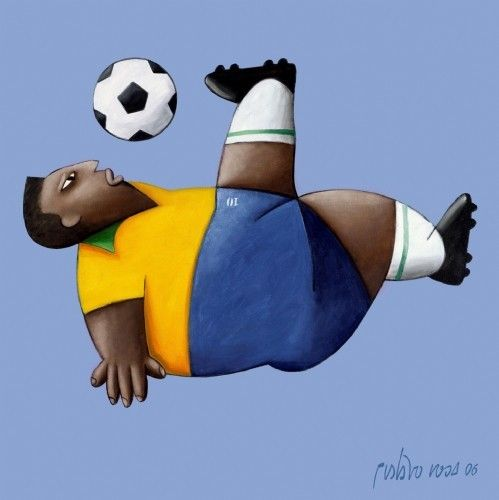Gustavo Rosa - Pelé