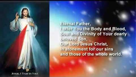 The 3 O'Clock Prayer & Chaplet of the Divine Mercy | Centre for Divine Mercy | Wellington, New Zealand