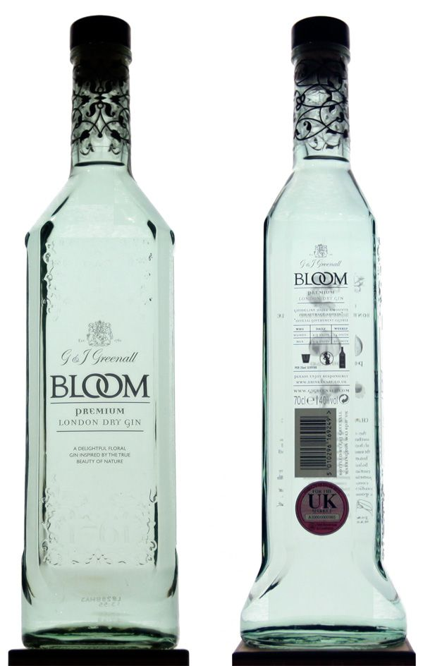 Bloom Gin - Gin Foundry
