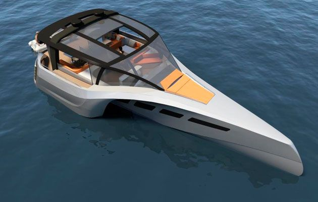 McConaghy Boats to put 60ft trimaran into development - Motor Boat & Yachting