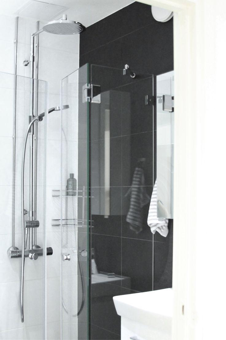 Interior design, masculine touch, bathroom. Maskuliininen sisustussuunnittelu, kylpyhuone. Maskulin inredningsdesign, badrum.