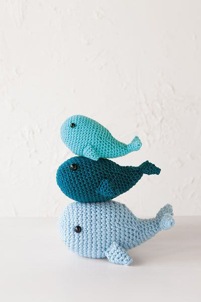 Best ideas about Crochet Whale on Pinterest | Crochet animals, Crochet ...
