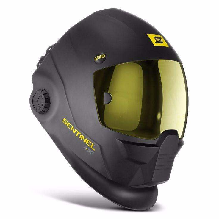 Esab Sentinel A50 Welding Helmet 0700000800 Goodies