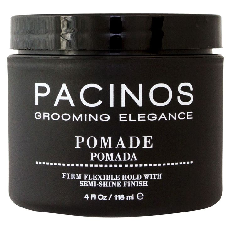 Pacinos Styling Pomade - 4 oz