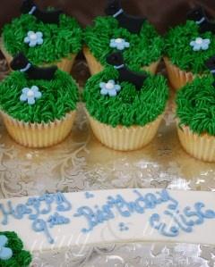 scottie dog cupcakes