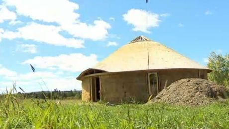 A New Brunswick couple want to give both to you. They're trying to build their rural community and want new neighbours.