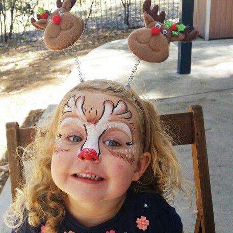 Little Miss Rudolph !