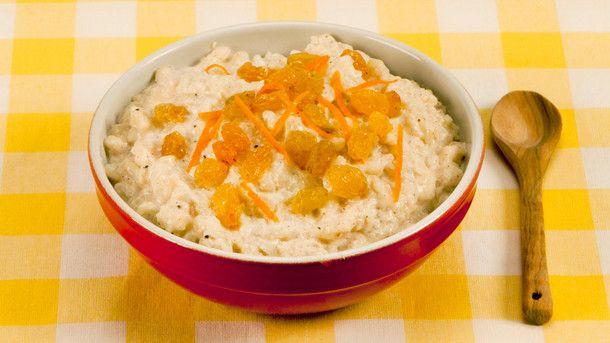 Creamy Rice Pudding