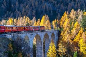 Roteiros e preços de viagem de trem pela Europa. Dicas de rotas belas e viagens interessantes de trem. saiba como comprar e quanto custa passagens de trem.