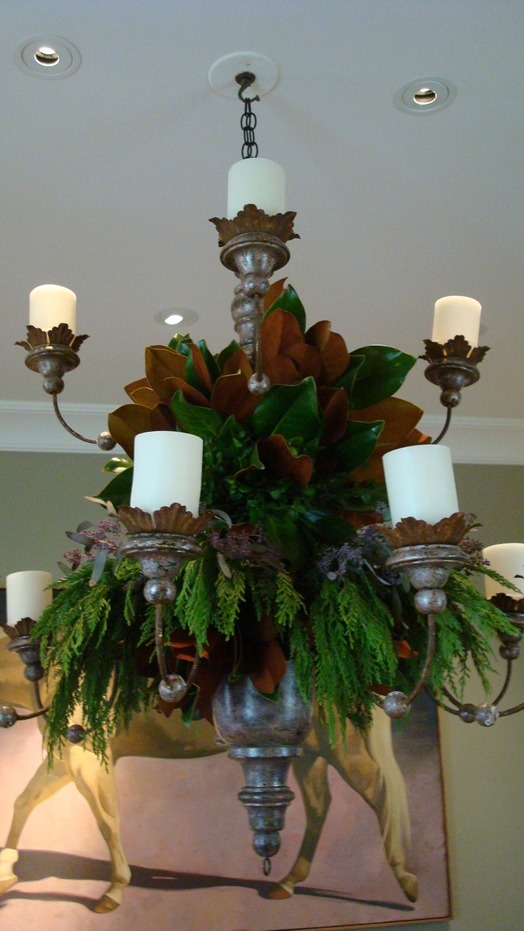 chandelier holiday  christmas decoration