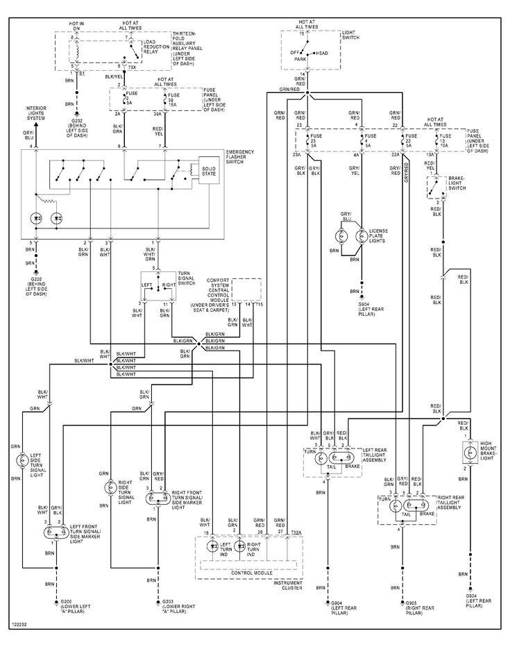 new vw golf mk5 rear light wiring diagram  diagram
