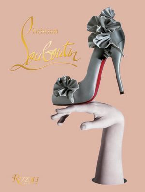 """An extraordinary monograph created by Christian Louboutin, renowned for his beautifully crafted"