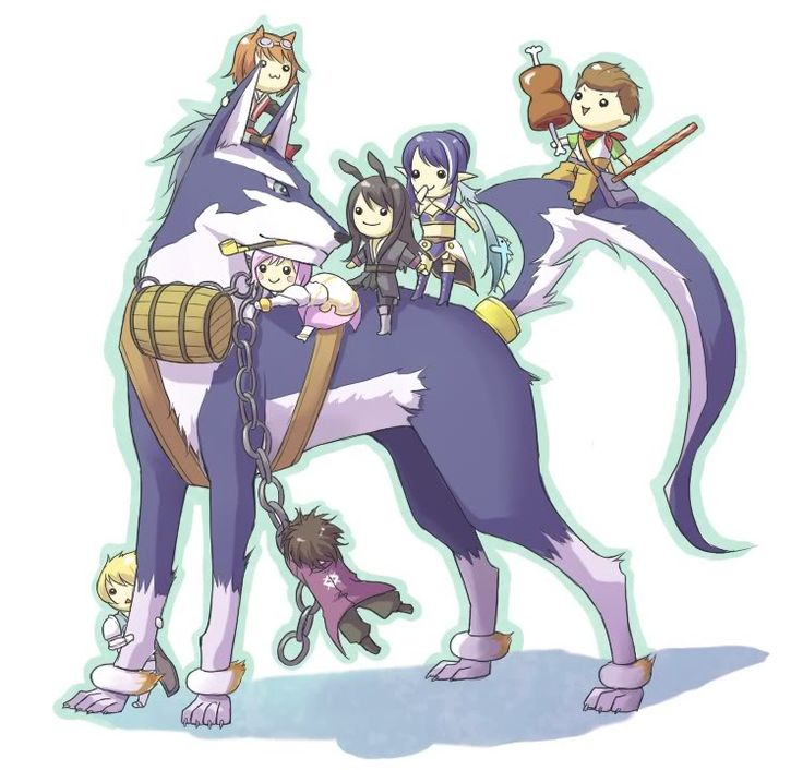 repede from tales of vesperia - Google Search