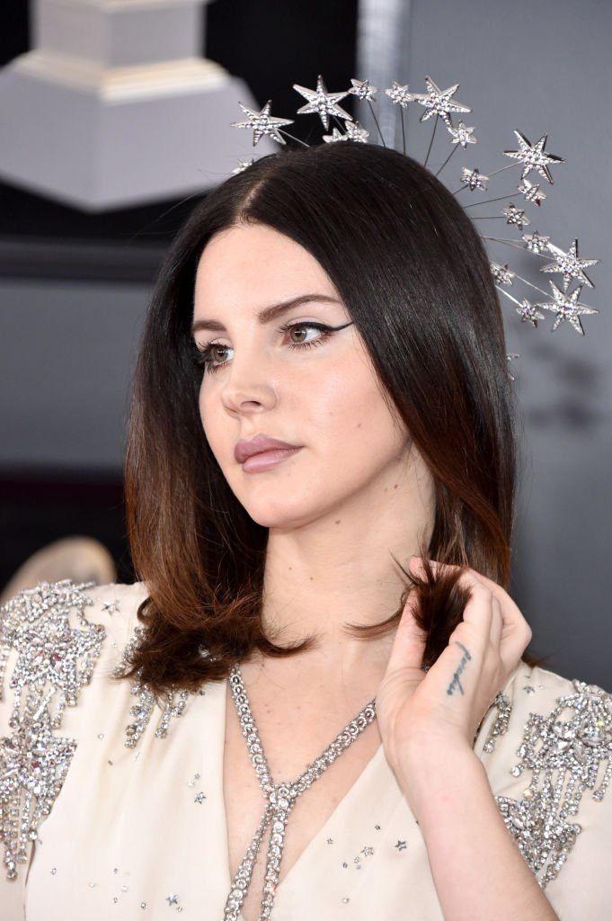 Lana Del Rey Grammy 2018