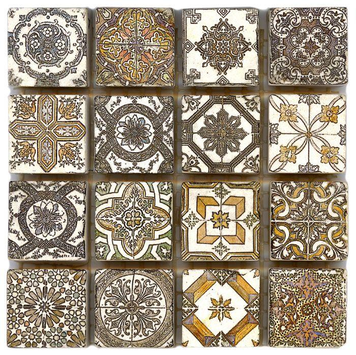 Best 25 spanish tile ideas on pinterest spanish for Spanish revival tile