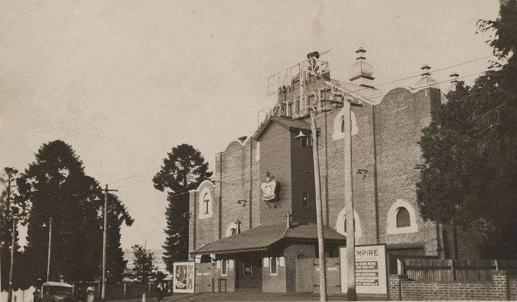 Original Empire 1933 theatre.