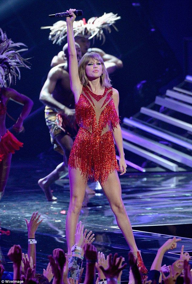 Not nominated and not going: Taylor Swift, who was triumphant at the 2015 MTV Video Music Awards, is skipping this year's event on Sunday at Madison Square Garden in New York