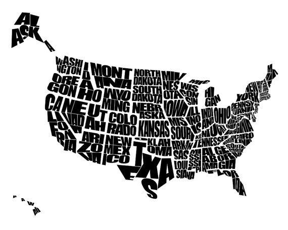 23 Best Unites States Images On Pinterest Maps United