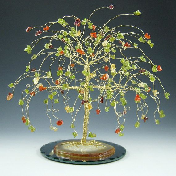 CUSTOM Willow Tree Cake Topper 8 inches  Genuine by byapryl, $145.00