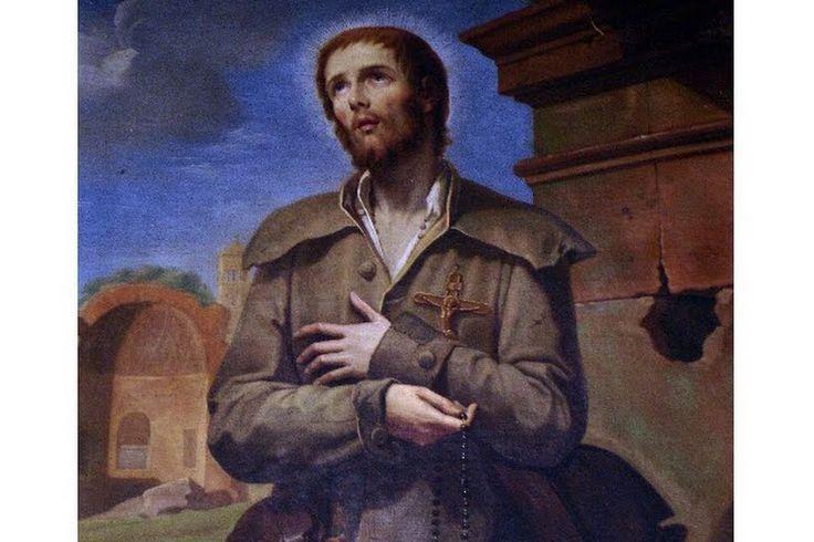 """16 de abril. Hoy celebramos a... san Benito José Labre. El """"divino vagabundo"""": Su filosofía era la del pájaro del cielo, la de la poética avecilla que todo lo confía en Dios"""