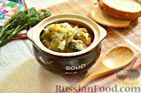 Фото к рецепту: Овощное рагу с баклажанами и молодым картофелем