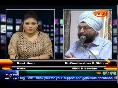 Will Punjab be robbed of it's only wealth & lifeline Water? - Dr.Gurdars...
