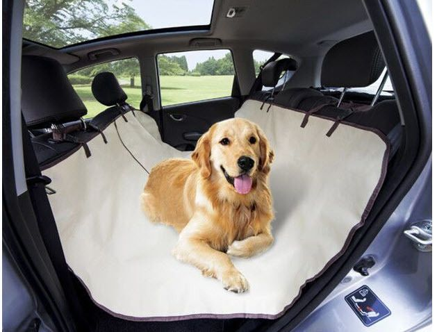 Free shipping! Hammock-Style Waterproof Car Pet Seat Cover - Deals and Liquidations