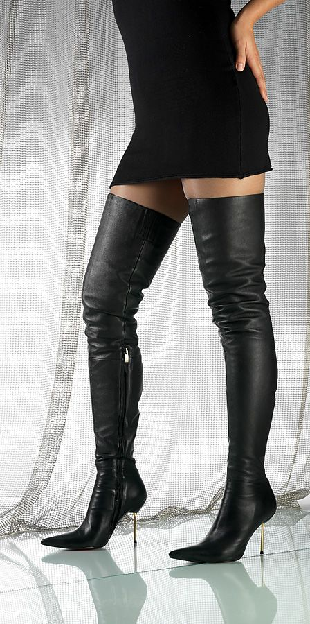 17 beste ideeën over Overknee High Heels op Pinterest - Over knee ...