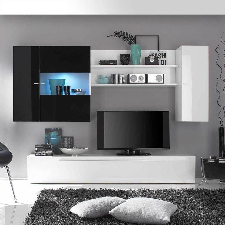 Good  wohnzimmerw hochglanz schraenke wohnzimmerschrank modern wohnw wohnzimmer wohnwaende anbauw wohnzimmerschrankw schrank