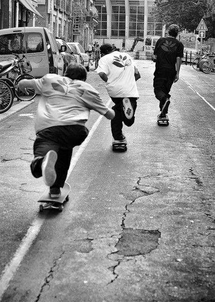 Vivien Feil: Magenta Skateboards - Breaks Magazine — Breaks Magazine