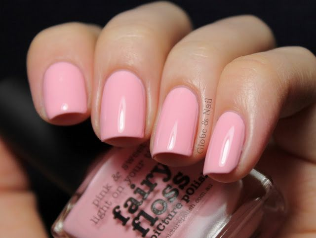 piCture pOlish: Fairy Floss