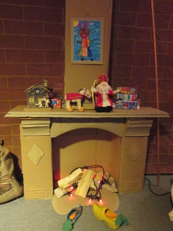 25 beste idee n over kerst open haard op pinterest kerst mantel decoraties kerst mantels en for Huis open haard mantel