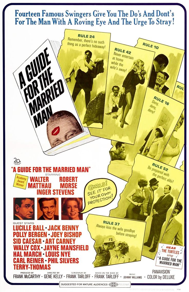 A guide for the married man posters for sale online buy a guide for the married man movie posters from movie poster shop we re your movie poster source