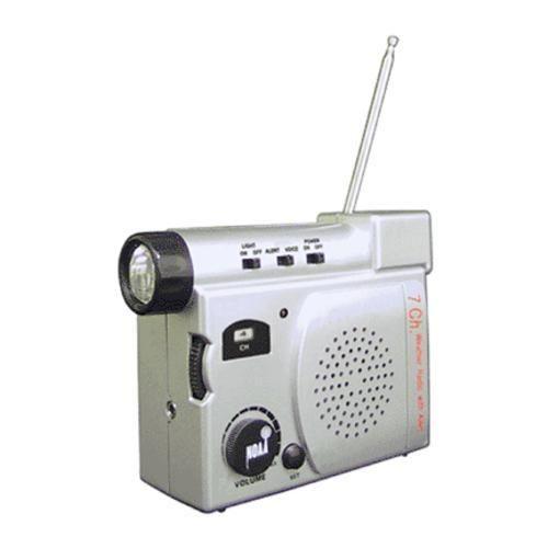 Taylor 91418 NOAA Weather Radio with Alert